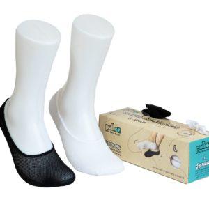 28 Pairs Sneakers socks Box, size L (42-47)